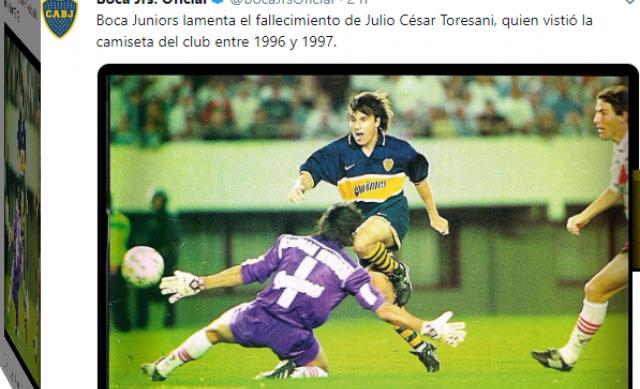 697cd59f6 Hallan sin vida en Argentina a Julio Toresani