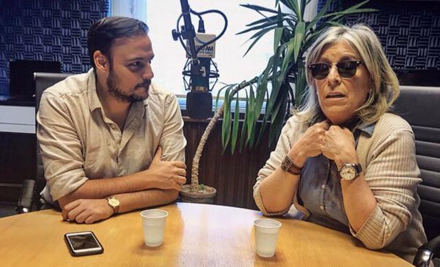 """Mercedes Vigil: """"Alguien que ha llenado un Luna Park"""" no debe recibir subsidio del Estado - Radio Monte Carlo CX20 AM930"""